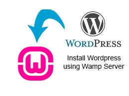 Hướng dẫn cài đặt wordpress trên localhost bằng wampserver