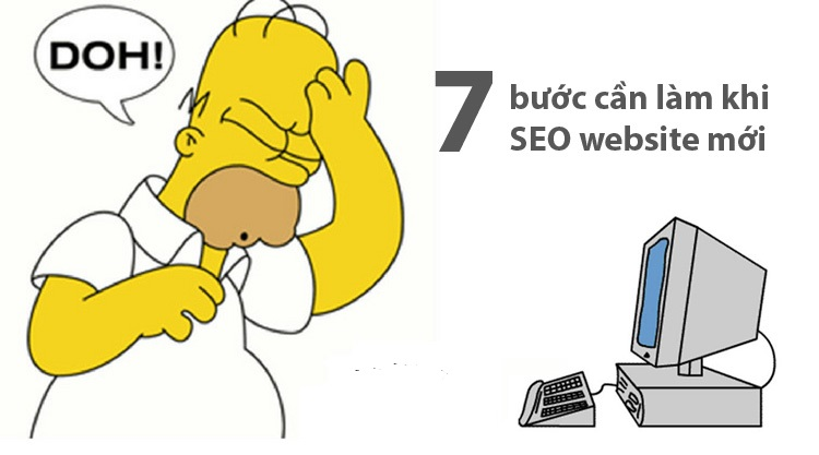 Những điều cần làm trước khi bắt đầu SEO một website mới