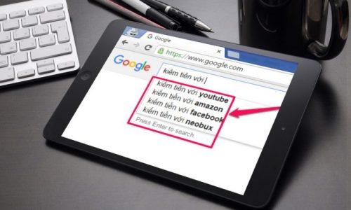 SEO google suggest