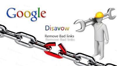 Cách xử lý bị đối thủ bắn link xấu, Hướng dẫn xoá Backlink xấu bằng Google Webmaster Tool