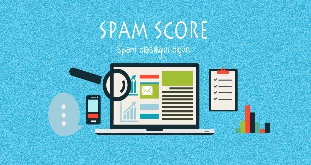 chỉ số spam socre là gì