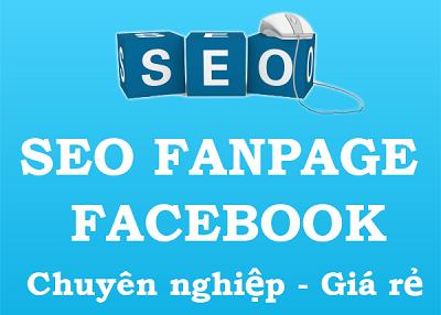 Dịch vụ SEO Fanpage Facebook lên top Google của BICTweb