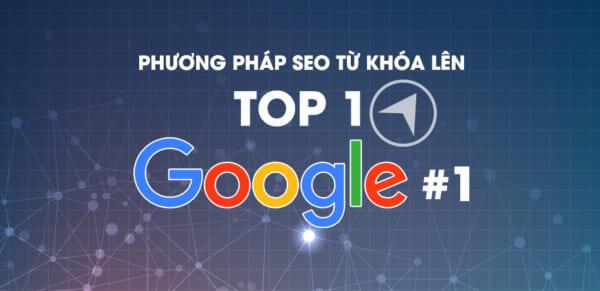 Cách SEO từ khóa lên top Google nhanh nhất 2021